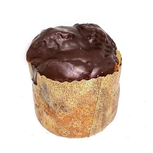 Panettone senza Glutine - Crema al Cioccolato
