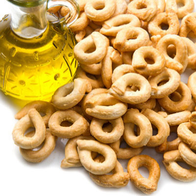 Taralli senza glutine
