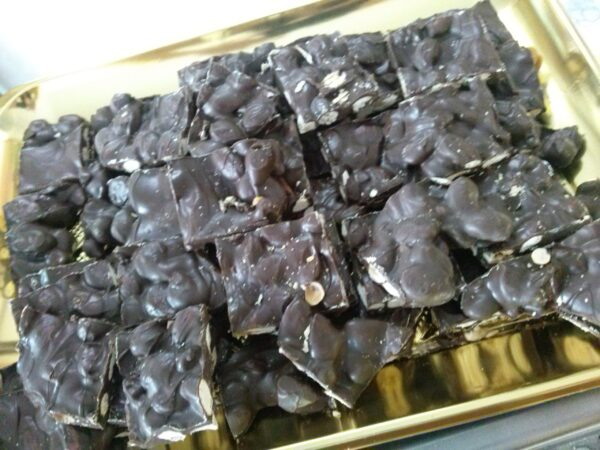 torroncini al cioccolato kg 1
