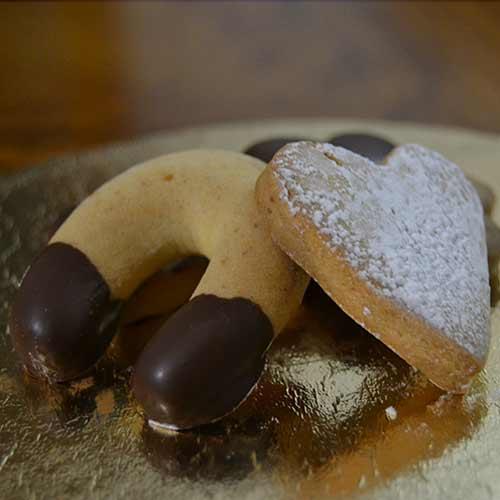 Biscotti Integrali assortiti