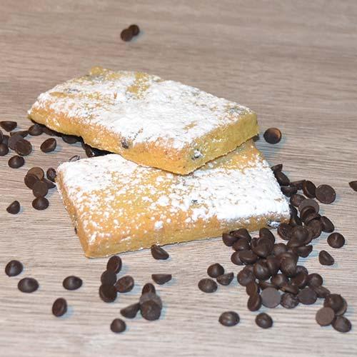 Biscotti della Nonna senza lattosio - Gocce di cioccolato