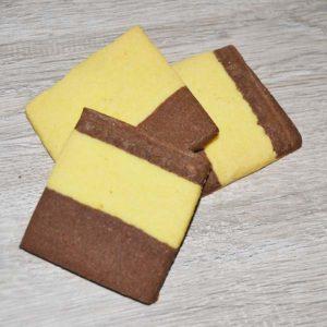 biscotti senza lattosio vaniglia e cioccolato