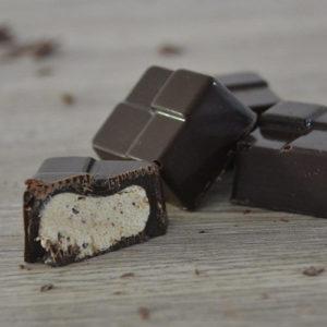 Cioccolatini ripieni Vegani