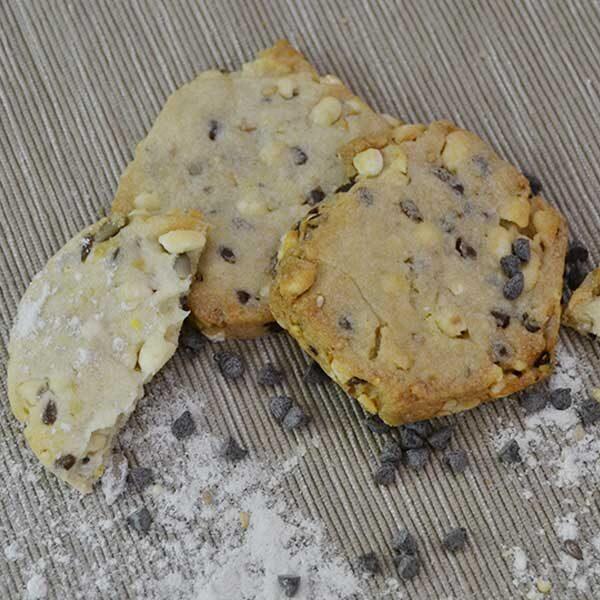 Biscotti ai cereali - gocce di cioccolato