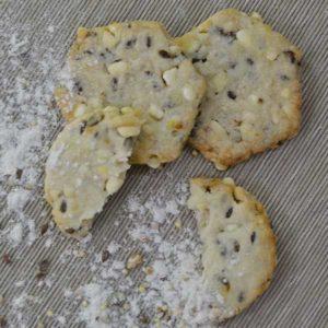 Biscotti ai cereali - Vegani