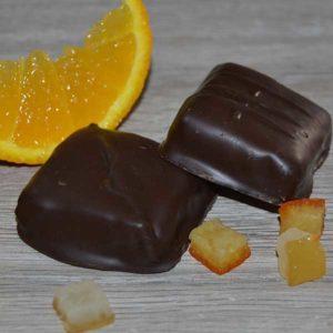 Cioccolatini all'Arancia - Vegani