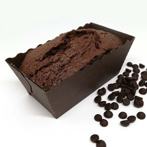 Plumcake senza glutine e senza lattosio - Cioccolato