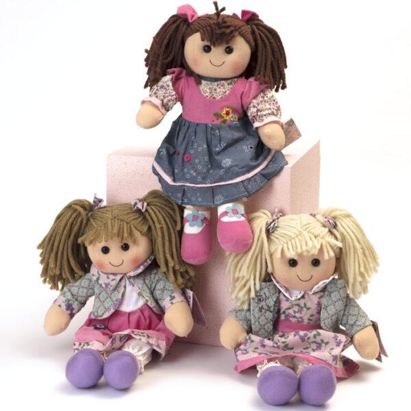 bambole Hello Dolly con uovo