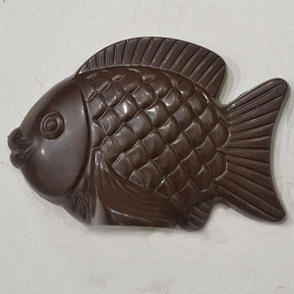 Pesce di cioccolato misura piccola 100 gr