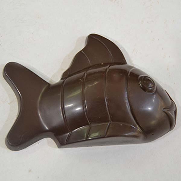Pesce d'aprile di cioccolato