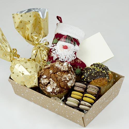 Vegan Christmas Baskets